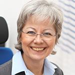 Portätbild Dekanin Hanna Wirth